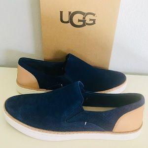 UGG Adley Perf Marino Slip On